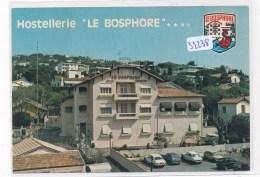 "CPM GF 34 - Sète ( La Corniche) - Hostellerie "" Le Bosphore"" - Sete (Cette)"