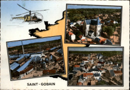 02 - SAINT-GOBAIN - Multi Vues - Hélicoptère - France