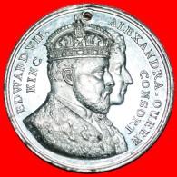 § CORONATION: UNITED KINGDOM ★ 1902! LOW START ★ NO RESERVE! - Royal/Of Nobility