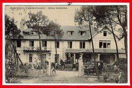 62 - Le TOUQUET - PARIS PLAGE --  Hôtel Regina - Le Touquet