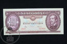 Hungary 100 Forint Banknote 1984, AU - Hungría