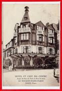 62 - Le TOUQUET - PARIS PLAGE -- Hôtel Et Café Du Centre - Le Touquet