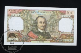 France 100 Francs 1976 Banknote, Pierre Corneille - VF - 1962-1997 ''Francs''