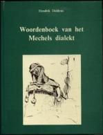 Woordenboek Van Het Mechels Dialekt - Livres, BD, Revues