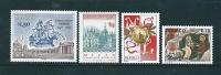 Monaco   Timbres De 1998   N°2175 A 2178  Neuf ** Parfait - Unused Stamps