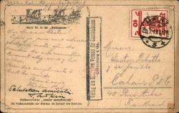 ALLEMAGNE - Oblitération De Mainz Sur Carte Postale Pour La France En 1919 - A Voir - L 1143 - Germany