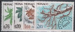 MONACO 1980 - SERIE Du N° 66 A 69  - 4 PREO.  NEUFS** H11 - Precancels