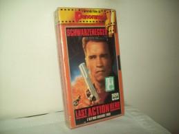 """I Granfi Film Di Panorama """"Last Action Hero""""  Con Schwarzenegger - Krimis & Thriller"""