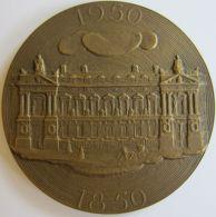 M05134  BANQUE NATIONALE DE BELGIQUE A JEAN HUSDENS - DEPUTE PERMANENT - 1850 - 1950 (132g) - Professionnels / De Société