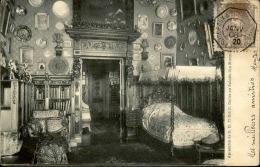 """FRANCE - Cachet Ligne De Bateau """" Bordeaux à Buenos Aires """"  En 1908 Sur Carte Postale - A Voir - L 1163 - Marcophilie (Lettres)"""