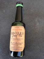Mignonette BANYULS  Grand Cru Mas De La Serra 6 Cl - Cellier Des Templiers Banyuls - Other Bottles