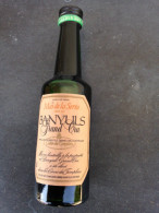 Mignonette BANYULS  Grand Cru Mas De La Serra 6 Cl - Cellier Des Templiers Banyuls - Autres Bouteilles