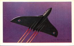 Avro Vulcan B2 - 1959 - Pub. Tobler - 1946-....: Moderne