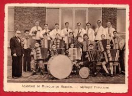 Herstal. Académie De Musique. Musique Populaire - Herstal