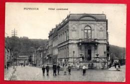Pepinster. Hôtel Communal ( 1873). Enfants - Pepinster