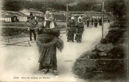 JAPON - Carte Postale De Kobé , Sur La Route De Kobé - A Voir - L 1181 - Kobe