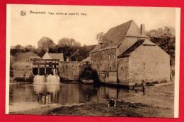 Beaumont. Le Vieux Moulin à Eau De Soire- St. Géry - Beaumont