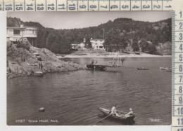 Norge Norway  Strand Hotell Fevik 1953 - Norvège