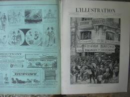 L'ILLUSTRATION 2352 EMPEREUR ALLEMAND/ BOULANGISME 24/03/1888 - Journaux - Quotidiens