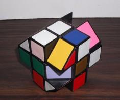 Rubik's Barrel Octogonal Prism Vintage - Variante Rubik's Cube - Casse-têtes