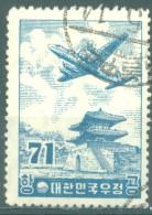 SOUTH KOREA - USED/OBLIT. - 1954 - Yv PA 16 Mi 177 - Lot 14459 - Corée Du Sud