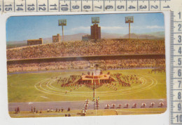 Stadi Stadio Stadium Stade Estadio Olimpico Fiesta Del Quinto Mexico Nice Stamp - Stadi