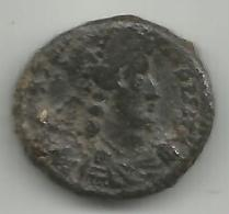 MONNAIE GALO ROMAINE A IDENTIFIER  Diamètre 1.7 Mm / 2mm  2.9 Grammes - 4. Altre Monete Romane