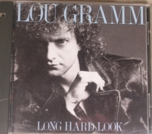 CD - LOU GRAMM - LONG HARD LOOK - ATLANTIC - 7 81915-2 - 1989 - Rock