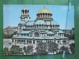 Kov 447 - SOFIA, ORTHODOX CHURCH, EGLISE, KIRCHE, DOM - Bulgarie
