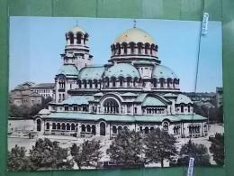 Kov 445 - SOFIA, ORTHODOX CHURCH, EGLISE, KIRCHE, DOM - Bulgarie