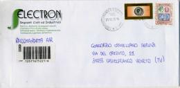 B306 2006 Raccomandata Con 2,80€ Alti Valori + 0,60€ Posta Prioritaria 2004 - 6. 1946-.. Republic