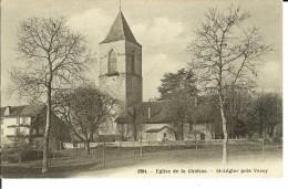 CPA  ST LEGIER, Eglise De La Chiésaz 3978 - VD Vaud