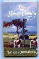 John Mc Vie Paul Shillabeer The Burns Country 1962 - Exploration/Voyages