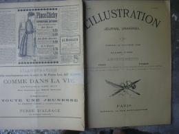 L'ILLUSTRATION 2433 J DUPRE/ LA CAVALERIE/ VIADUC SOULEUVRE/LA MODE/ 12/10/1889 - Journaux - Quotidiens