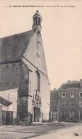G , Cp , 18 , SAINT-AMAND-MONTROND , Ancienne Église Des Carmes - Saint-Amand-Montrond