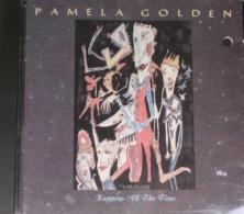 CD - PAMELA GOLDEN - HAPPENS ALL THE TIME - MIRAMAR - MPCD 7001 - 1991 - Rock