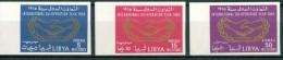 1965 Libia Libya Year Of International Cooperation MNH** - Libya