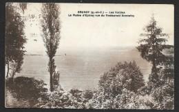 BRUNOY La Plaine D'Epinay Vue Du Restaurant Bonnefoy (Bourdon) Essonne (91) - Brunoy