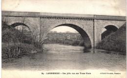 Carte Postale Ancienne De LANDERNEAU - Landerneau