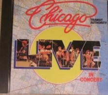 CD - CHICAGO - IN CONCERT - MASTERS - MM 85019 - Rock