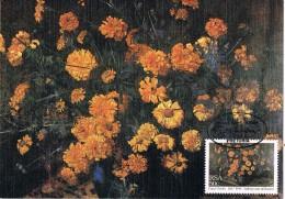 18990. Tarjeta Maxima PRETORIA, RSA (republik South Africa) 1985. Stillewe - África Del Sur (1961-...)