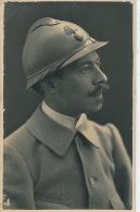 MILITARIA - REGIMENTS - Belle Carte Photo Portrait Militaire (N°53 Sur Col Uniforme) Datée 1916 - Regimenten