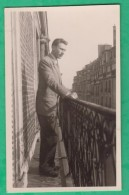 Homme - Photo Originale - Claude - 1944 - Format 10.8 X 6.8 Cm - Personnes Anonymes