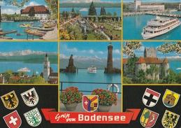 CPM Gruss Vom Bodensee Multivues - Allemagne