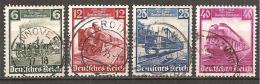 DR 1935 // Michel 580/583 O (3030) - Deutschland