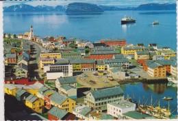 R 11 : Norvège :  Hammerfest  : Vue - Norwegen