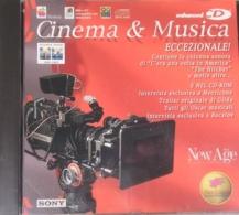 CD - CINEMA E MUSICA - NANS - 058 X - Compilations