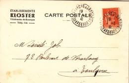 12 - VILLEFRANCHE De ROUERGUE  - Etablissements KLOSTER - Villefranche De Rouergue