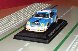 Porsche 911 Carrera RS ( J-P. Nicolas - V. Laverne ) - Rallye De Monte-Carlo 1978 - Ixo