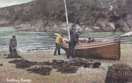 FISHING - GETTING READY - Fishing